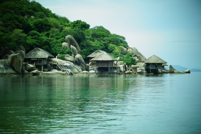 Water Villas, Six Senses Ninh Van Bay
