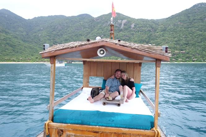 Ninh Van Bay Cruise