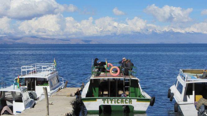 Lake Titicaca Boat